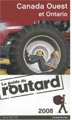 Guides routard Ouest canadien