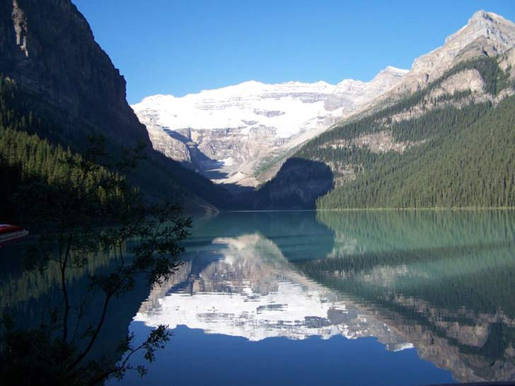 photo lac louise