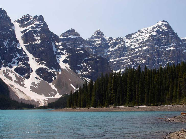 photo Moraine-Lake